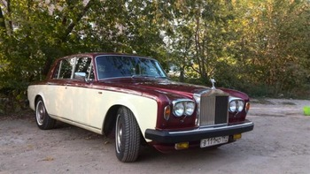 Аренда автомобиля Rolls-Royce Silver Shadow   с водителем 10