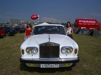 Аренда автомобиля Rolls-Royce Silver Shadow   с водителем 7