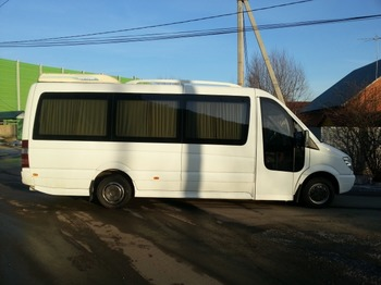 Аренда автомобиля Mercedes-Benz Sprinter  с водителем 1