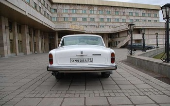 Аренда автомобиля Rolls-Royce Silver Shadow   с водителем 3