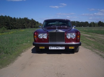 Аренда автомобиля Rolls-Royce Silver Shadow   с водителем 6
