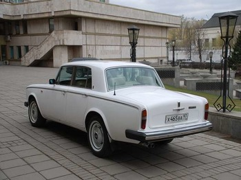 Аренда автомобиля Rolls-Royce Silver Shadow   с водителем 4