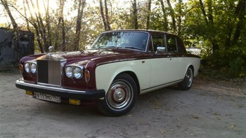 Аренда автомобиля Rolls-Royce Silver Shadow   с водителем