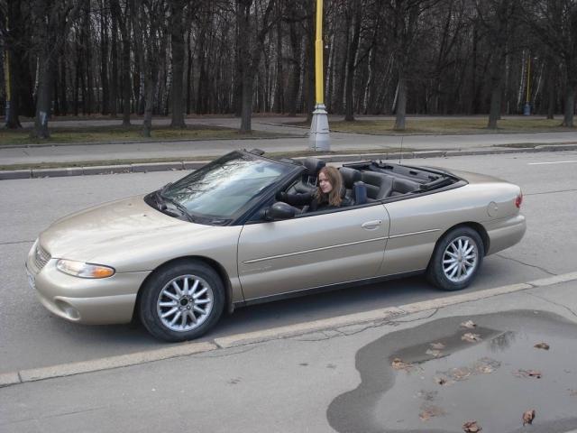 «Крайслер Себринг» (Chrysler Sebring) представляет собой комфортный седан, который создан на базе одноимённого купе 1995 года выпуска.