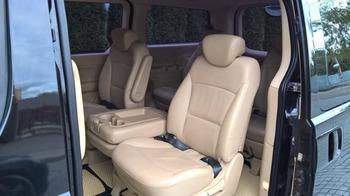 Аренда автомобиля Hyundai Starex с водителем 1