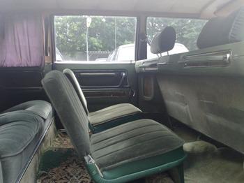 Аренда автомобиля Чайка ГАЗ 14-02 с водителем 4