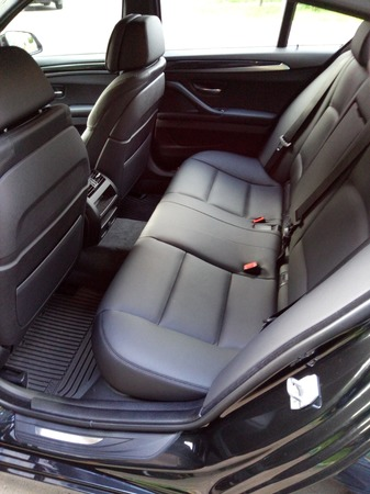 Аренда автомобиля BMW-520  с водителем 0