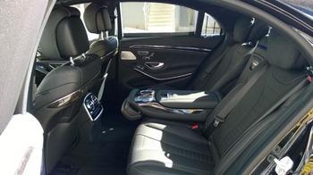 Аренда автомобиля Mercedes 222  с водителем 0