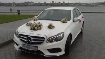 Аренда автомобиля Mercedes E212  с водителем 4