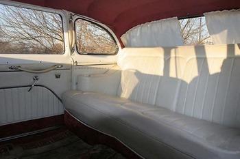 Аренда автомобиля Чайка ГАЗ  13  с водителем 5