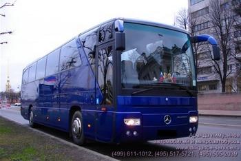 Аренда автомобиля Mercedes-Benz 0404 с водителем