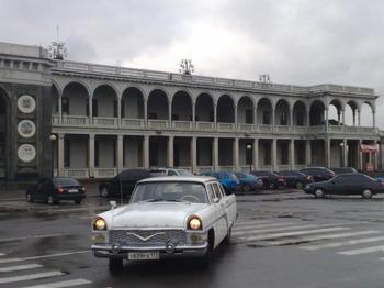 Аренда автомобиля Газ 13А с водителем 2