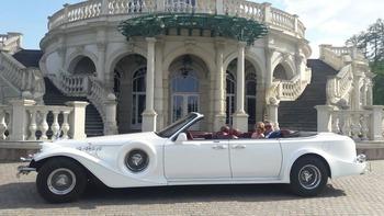 Аренда автомобиля Эскалибур Фантом кабриолет  с водителем 2