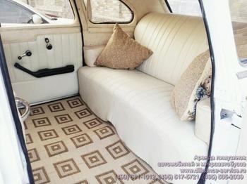 Аренда автомобиля ЗИМ белый  с водителем 3