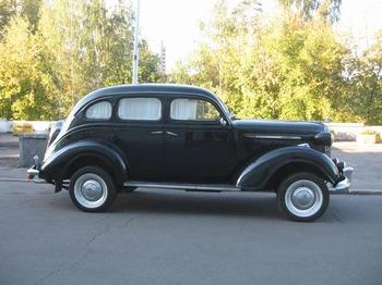 Аренда автомобиля De Soto 1939г.  с водителем 6
