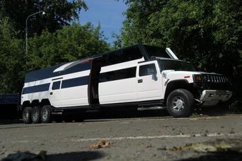 Аренда автомобиля Mega Hummer H2 артю93073 с водителем 2