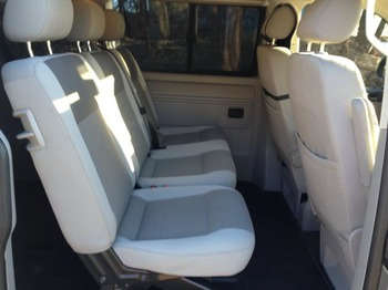 Аренда автомобиля Volkswagen Caravelle с водителем 1