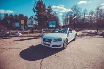 Аренда автомобиля Audi A3 с водителем 0