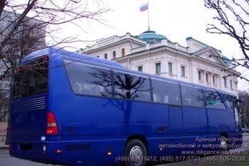 Аренда автомобиля Mercedes-Benz 0404 с водителем 0