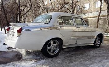 Аренда автомобиля Газ 21 (Волга)  с водителем 4