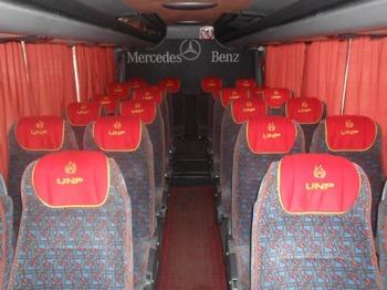 Аренда автомобиля Mercedes 0403 с водителем 2