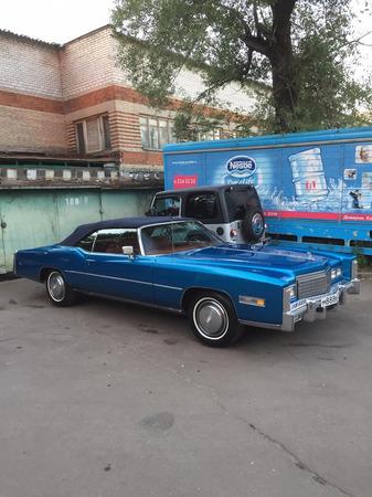 Аренда автомобиля Cadillac Eldorado  с водителем