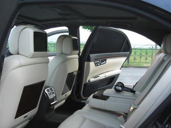 Аренда автомобиля Mercedes-Benz S-class (W221) [320] с водителем 3