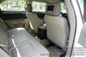 Аренда автомобиля Chrysler RR . с водителем 1