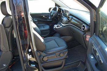 Аренда автомобиля Mercedes V-класс  с водителем 0