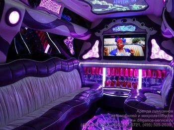 Аренда автомобиля Cadillac Escalade III  с водителем 2
