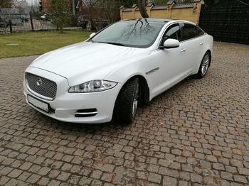 Аренда автомобиля Jaguar XJ  с водителем