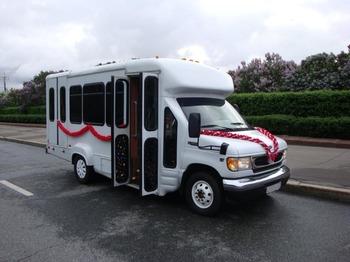 Аренда автомобиля Ford Partybus (18 мест) с водителем 2