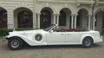 Аренда автомобиля Эскалибур Фантом кабриолет  с водителем 0