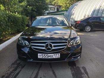 Аренда автомобиля Mercedes E212  с водителем 0
