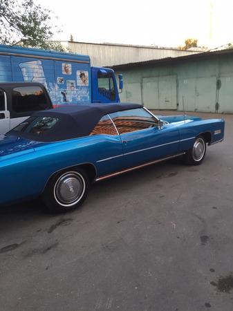 Аренда автомобиля Cadillac Eldorado  с водителем 0