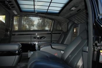 Аренда автомобиля Maybach 62 с водителем 0