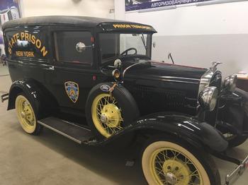 Аренда автомобиля Ford-A  с водителем 3