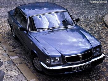 Аренда автомобиля ГАЗ 3110 Волга с водителем