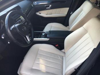 Аренда автомобиля Mercedes E212  с водителем 3