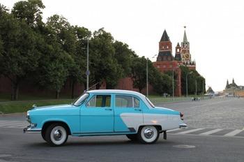 Аренда автомобиля Газ-21 Волга  с водителем 2