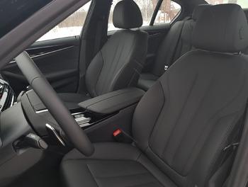 Аренда автомобиля BMW 520 с водителем 5