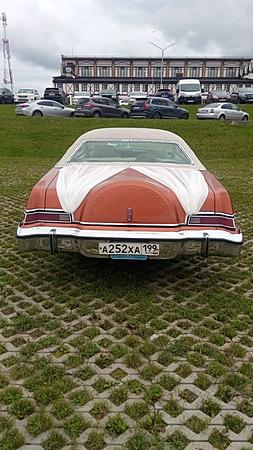Аренда автомобиля   Lincoln Mark IV купе с водителем 3