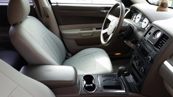 Аренда автомобиля Chrysler 300C  с водителем 4