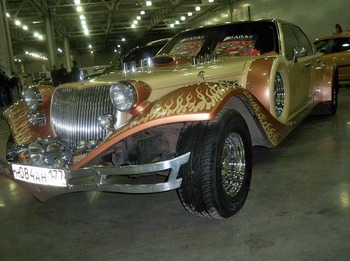Аренда автомобиля Экскалибур Фантом  с водителем
