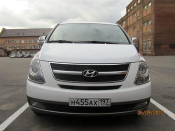 Аренда автомобиля Hyundai Grand Starex [180] с водителем 2