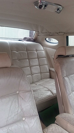 Аренда автомобиля   Lincoln Mark IV купе с водителем 4