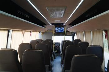 Аренда автомобиля Foxbus  с водителем 5
