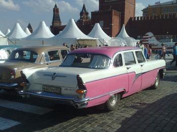 Аренда автомобиля Чайка ГАЗ  13  с водителем 1