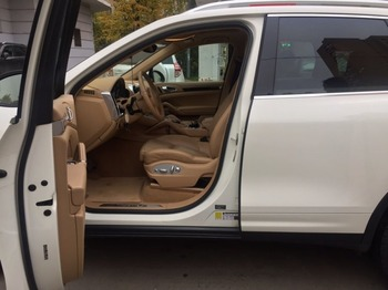 Аренда автомобиля Porshe Cayenne S с водителем 0