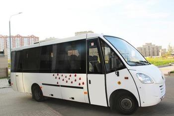 Аренда автомобиля IVECO Neman 4002 с водителем 3